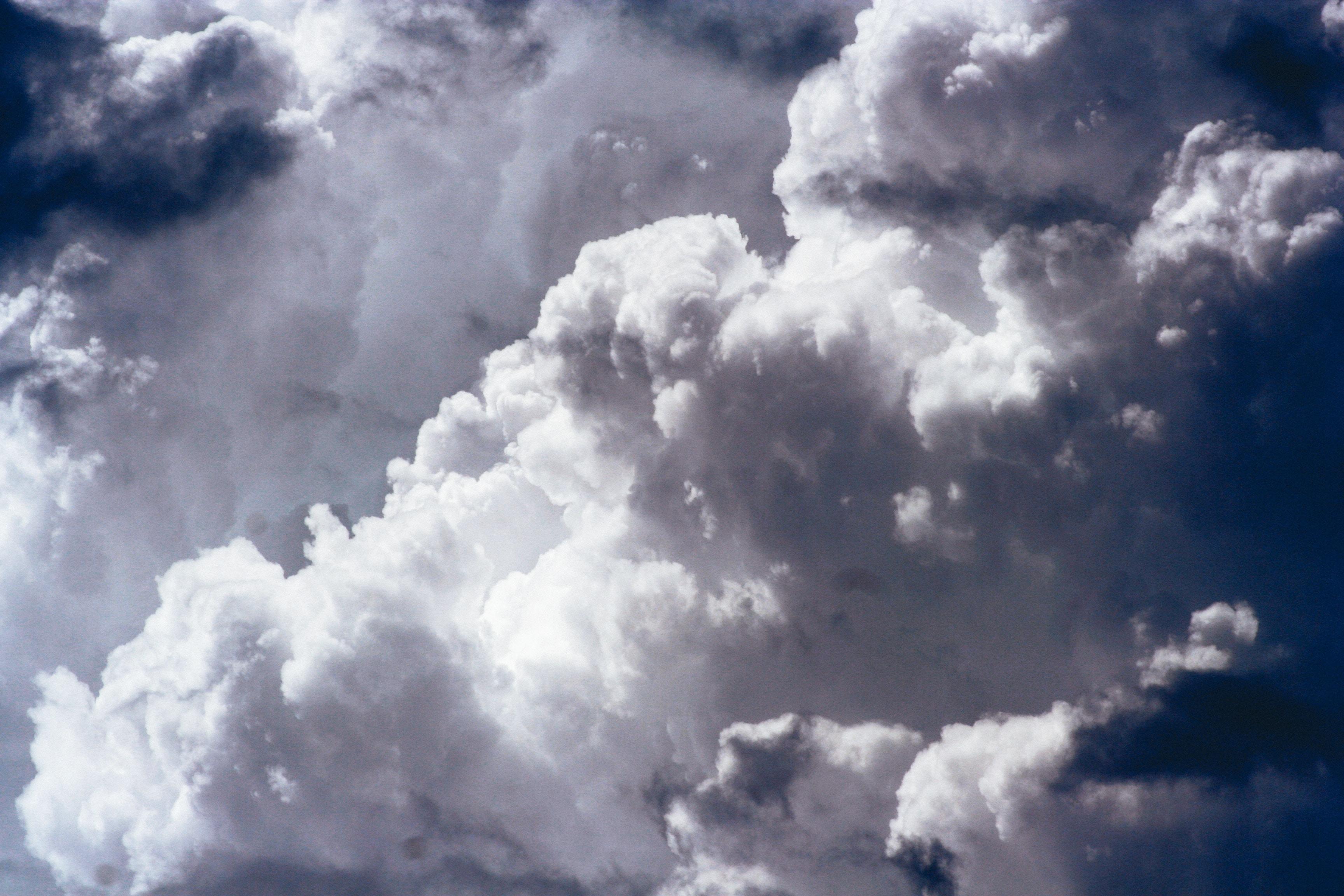 Weather clouds unsplash