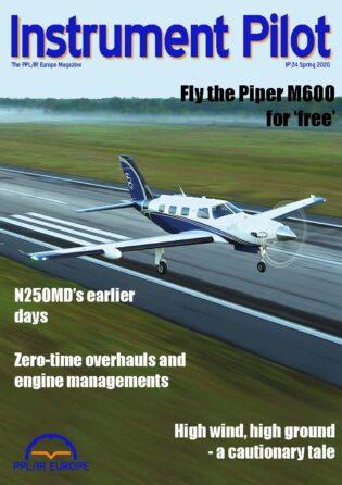 Instrument Pilot 124