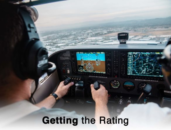 PPL/IR Europe - take your first step to using getting an instrument rating